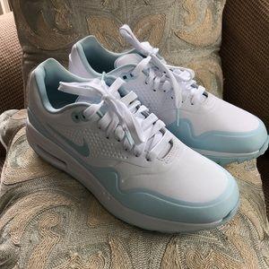 🆕💕Nike Air Max 1G Women Golf Shoes  Spikeless